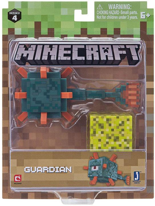 Minecraft - Figurka Guardian strażnik 19979
