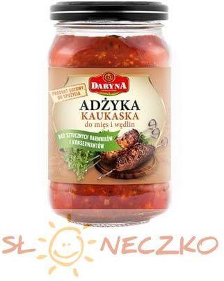 Adżyka po kaukasku do mięs i wędlin 212 g Daryna