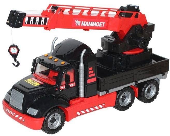 Mammoet Dźwig Ciężarówka Żuraw obrotowy 82 cm