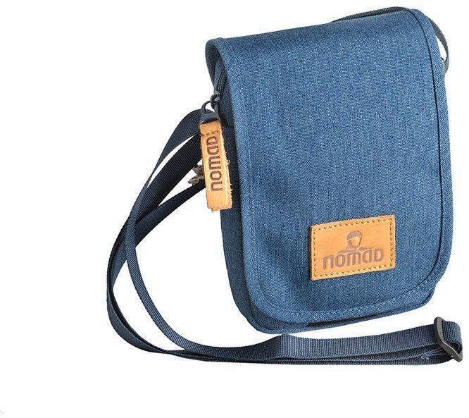 Nomad Daily Documents Bag aktówka, 18 cm, ciemnoniebieski (niebieski) - BUDAILN1B-B00-736