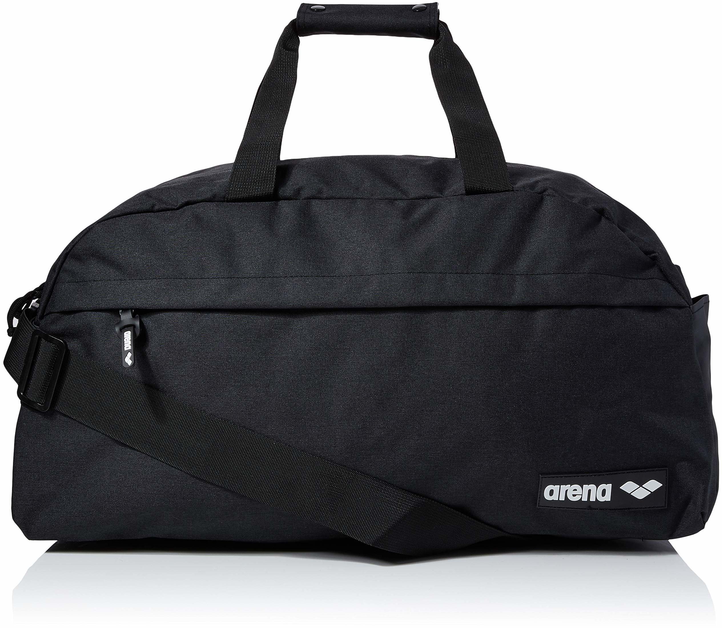 Arena Unisex Duffle torba sportowa Team 40 l czarny melanż, jeden rozmiar