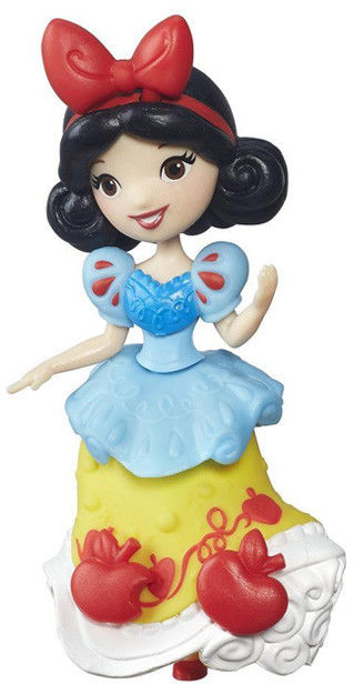 Disney mini Królestwo - Królewna Śnieżka B5323 B5321