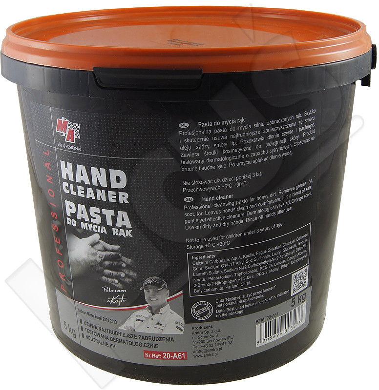 Moje Auto Pasta do mycia rąk MA Professional 5kg 20-A61