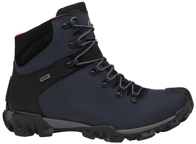 Trzewiki trekkingowe BADURA 4567-434 Granatowe SympaTex
