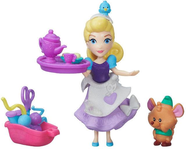 Disney mini Królestwo - Kopciuszek z przyjaciółmi B5333 B5331
