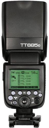 Godox TT685C Speedlite TTL Flash - lampa błyskowa reporterska do Canon Godox TT685C Speedlite TTL Flash