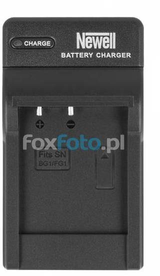 Ładowarka Newell DC-USB do akumulatorów NP-BG1 SONY Cyber-shot