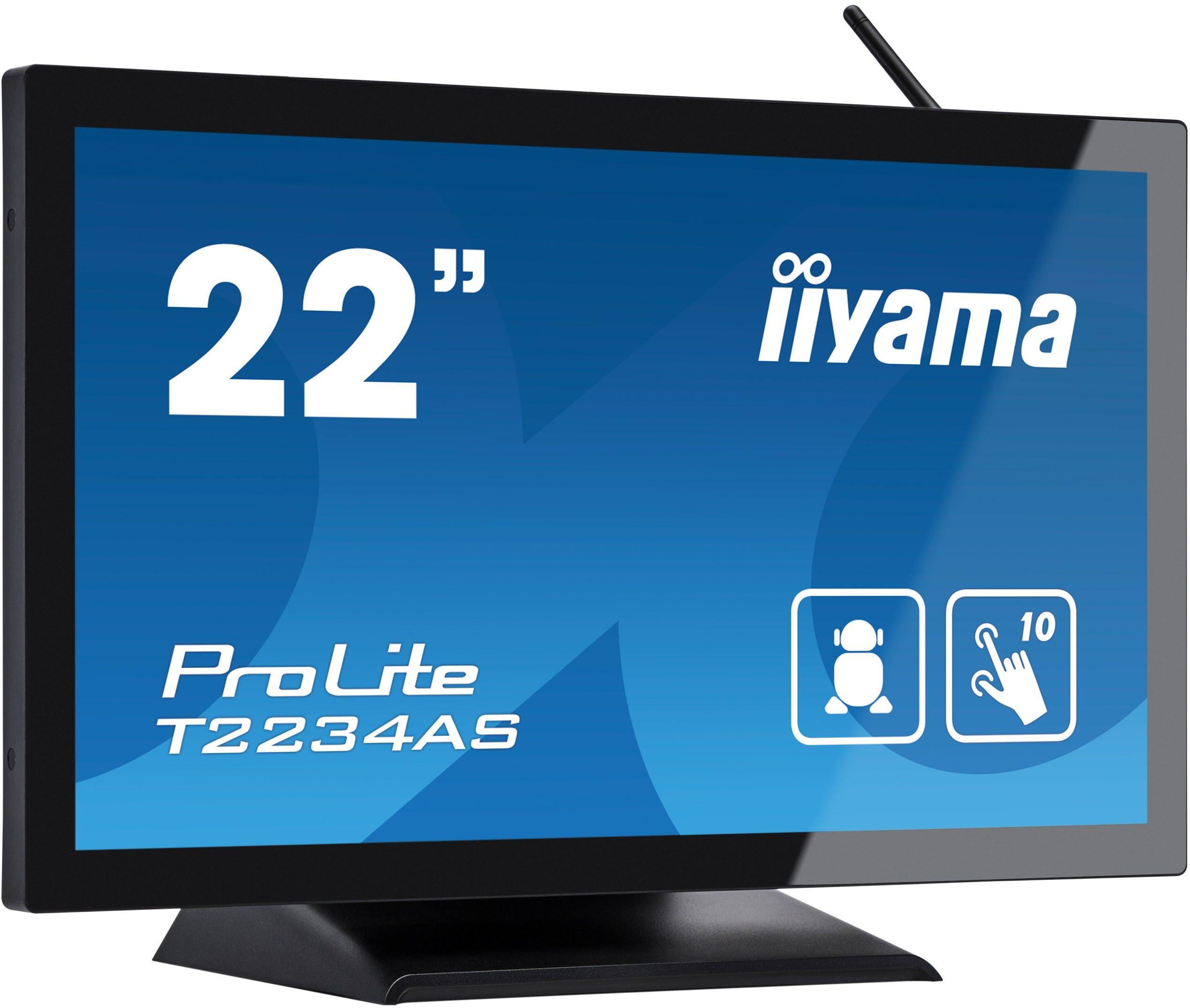 """Monitor dotykowy POS iiyama T2234AS-B1 22"""" wbudowany Android, karty SD, powłoka antyodciskowa + WYSYŁKA W 24H GRATIS !! AUTORYZOWANY SKLEP IIYAMA"""