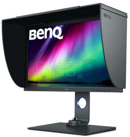 Monitor BENQ SW271C - 27 cali/4KUHD/HDR10/AdobeRGB
