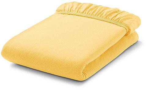 MAMO-TATO Prześcieradło frotte do łóżeczka 70x140cm - MANGO
