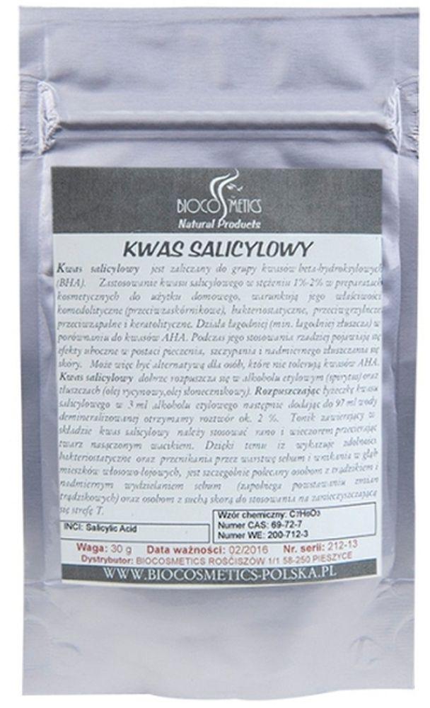 Kwas Salicylowy - 30g - Biocosmetics