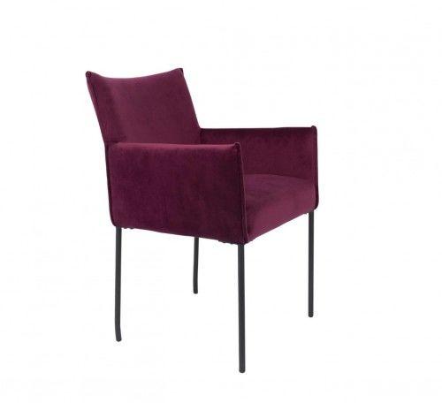 Fotel DION velvet