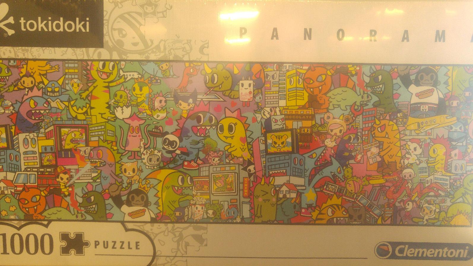 Puzzle Clementoni 1000 - Tokidoki panorama