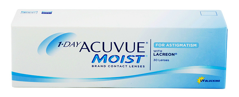 Acuvue 1-Day Moist for Astigmatism 30 szt.