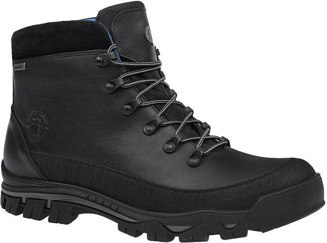 Trzewiki trekkingowe BADURA 4618-698 Czarne SympaTex