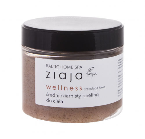 Ziaja Baltic Home Spa Wellness Chocolate & Coffee peeling do ciała 300 ml dla kobiet