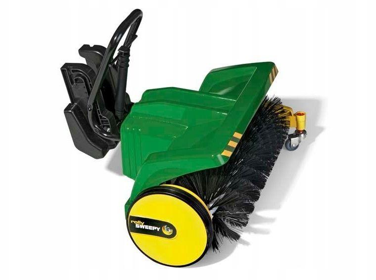 Rolly Toys Zamiatarka do traktorka