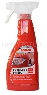 SONAX Do usuwania owadów 250ml (533200)