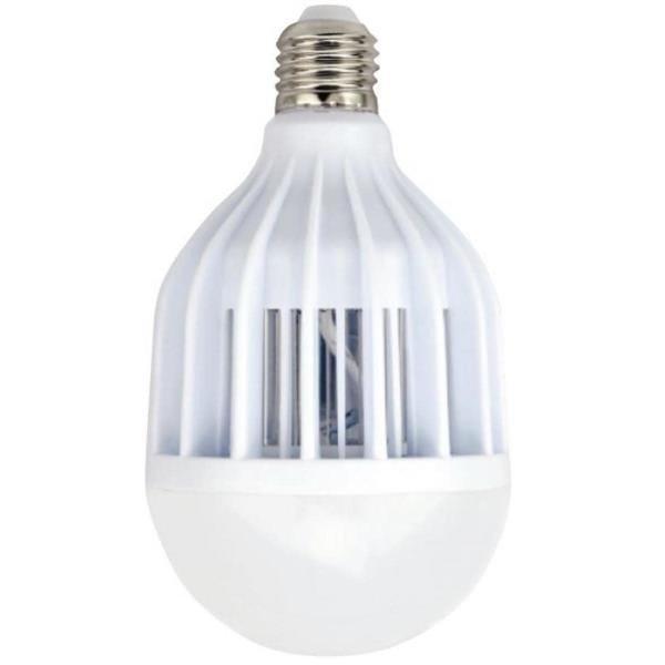 Żarówka owadobójcza LED E27 8W na komary i muchy