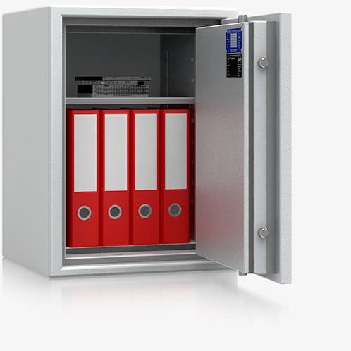 Sejf ognioodporny ISS Leverkusen 43002 S2 zamek elektroniczny