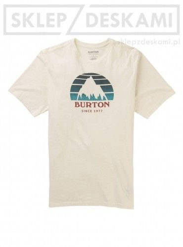 Koszulka Burton Underhill Stout White
