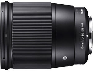 Obiektyw Sigma 16mm f/1,4 DC DN Contemporary Sony E + 3 lata gwarancji