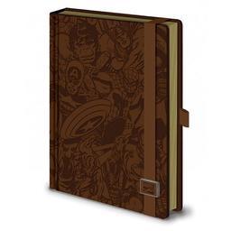 Marvel Comics - notatnik