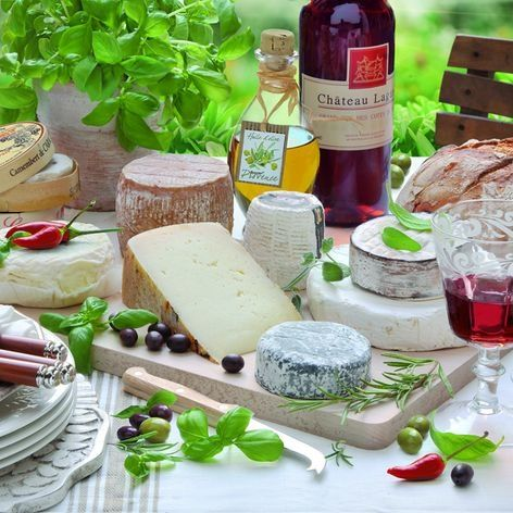 SERWETKI PAPIEROWE - I like Cheese - Wino i Sery (ILC)