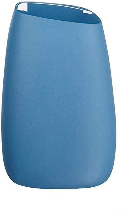 ASA Wazon Aqua Blue Wazon, ceramiczny, niebieski, 13 x 12,5 x 20 cm