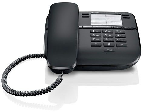 Telefon DA310 GIGASET kolor czarny