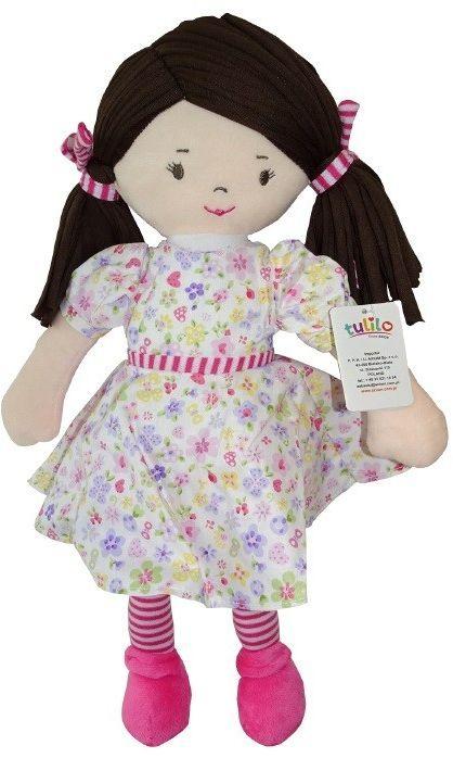 Lalka Malwinka Różowa 40 cm