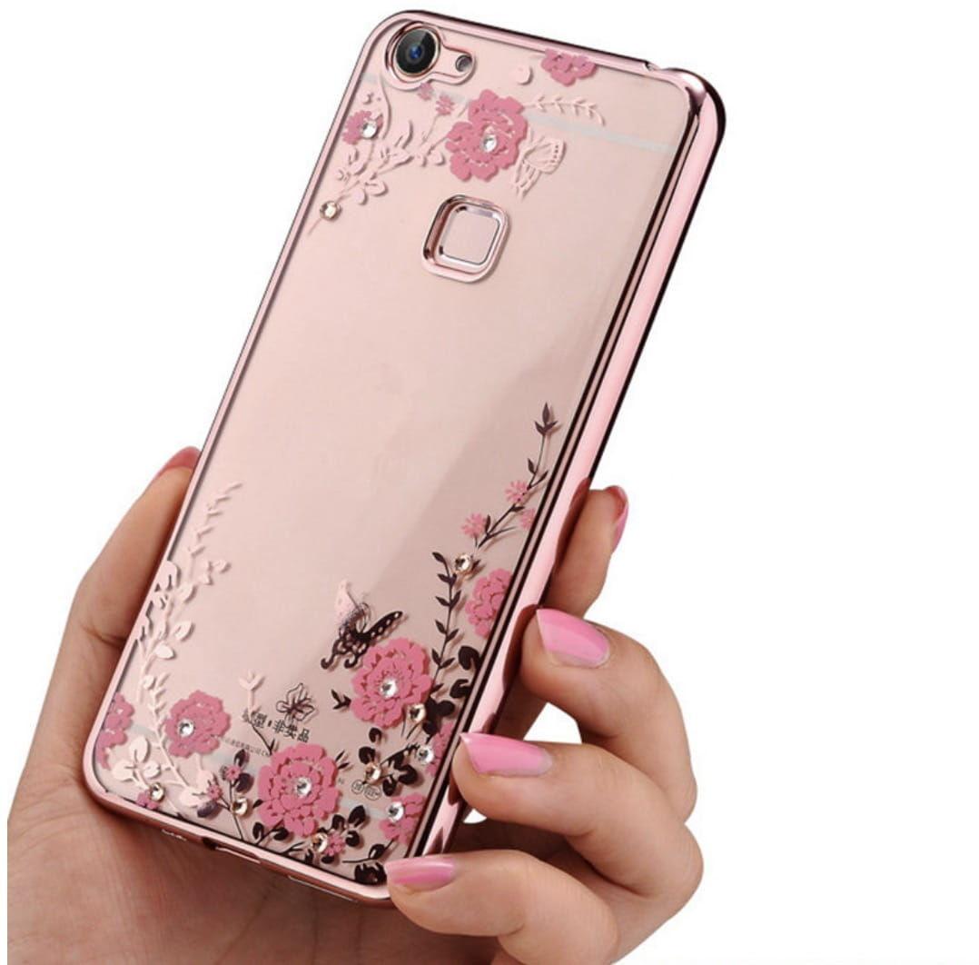 Etui DiamondCase Huawei P20 Lite