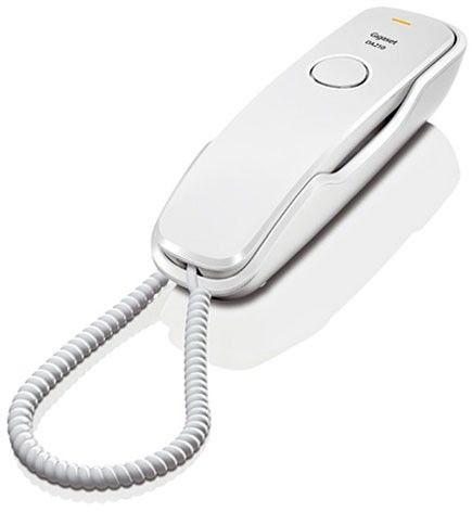 Telefon DA210 GIGASET kolor biały