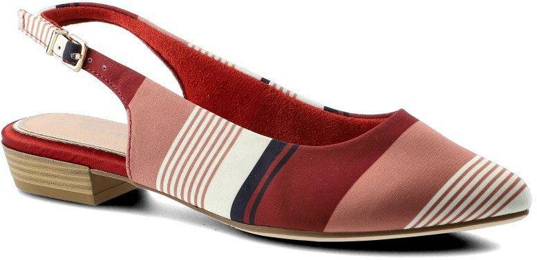 Sandały TAMARIS 1-29403-24 980 Multicolour