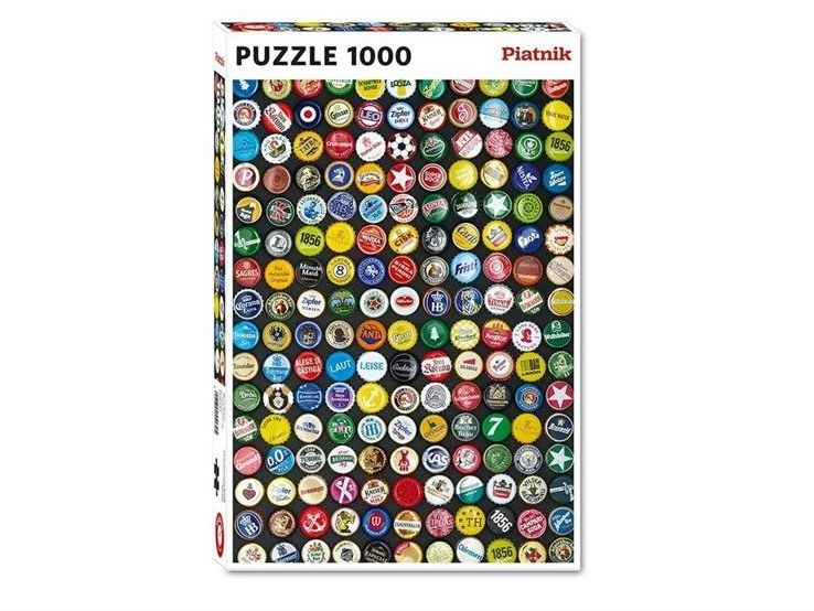 Puzzle 1000 - Kapsle PIATNIK