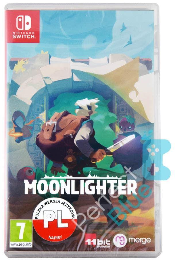 Moonlighter / Nintendo Switch / Warszawa