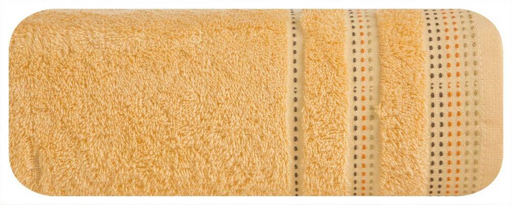 Ręcznik Pola 50x90 03 Morelowy Eurofirany