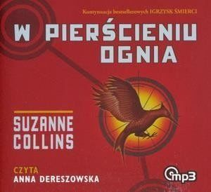 W pierścieniu ognia - Suzanne Collins Audiobook - Suzanne Collins