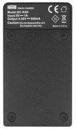 Ładowarka Newell DC-USB do akumulatorów AABAT-001 GoPro Hero 5/6/7