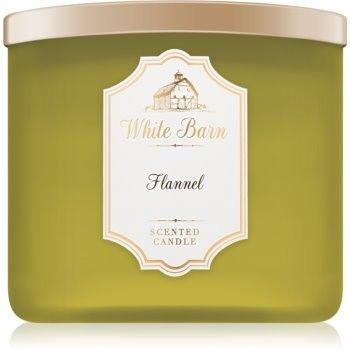 Bath & Body Works Flannel świeczka zapachowa VI. 411 g
