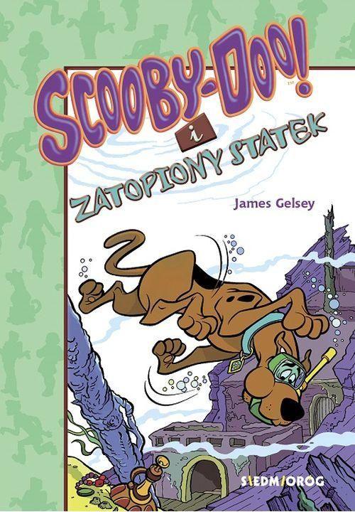 Scooby-Doo! i zatopiony statek - James Gelsey - ebook
