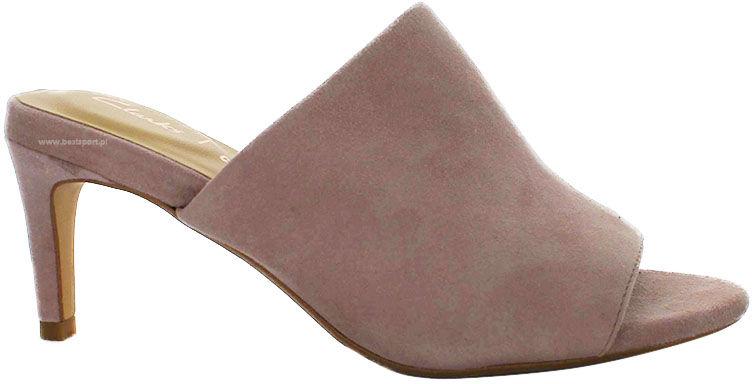 Sandały damskie Clarks Amali Astra różowe261307554