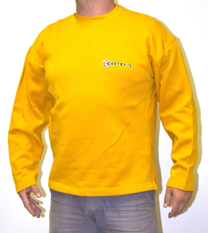 bluza męska GOTCHA LAKA Yellow