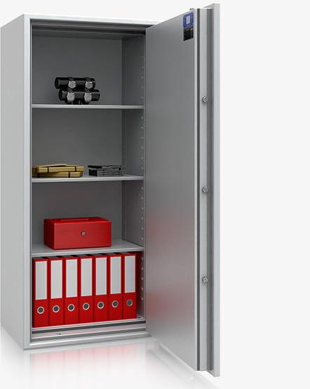 Sejf ognioodporny ISS Leverkusen 43006 S2 zamek elektroniczny