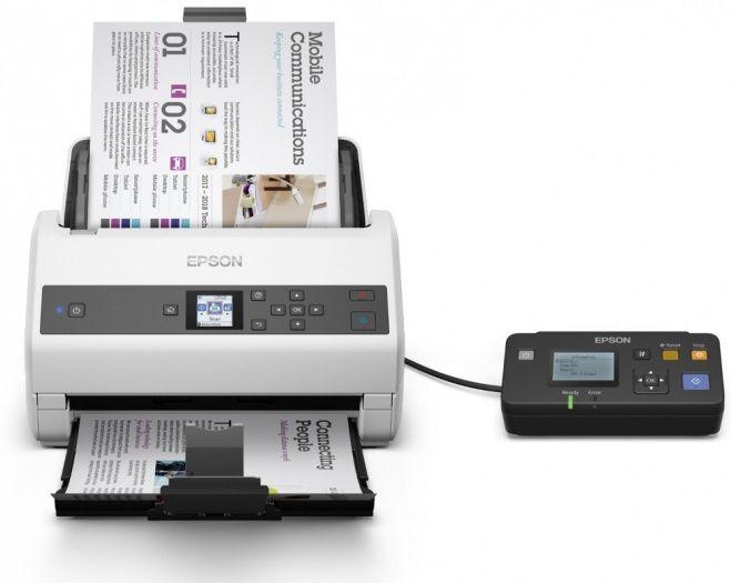 Epson DS-970N ### Negocjuj Cenę ### Raty ### Szybkie Płatności
