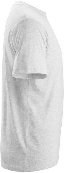 T-shirt koszulka męska, szara, rozmiar L, 2502 Snickers [25020700006]