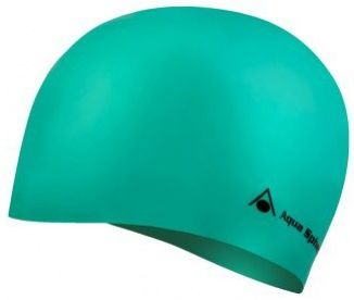 Aqua sphere volume cap turkusowy