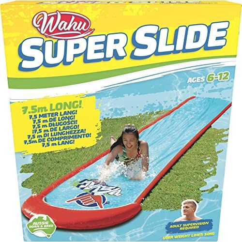 Super Slide 7,5 m.