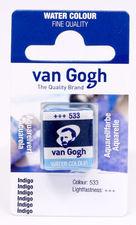 Talens Van Gogh Aquarel Farba kostki 533 Indigo