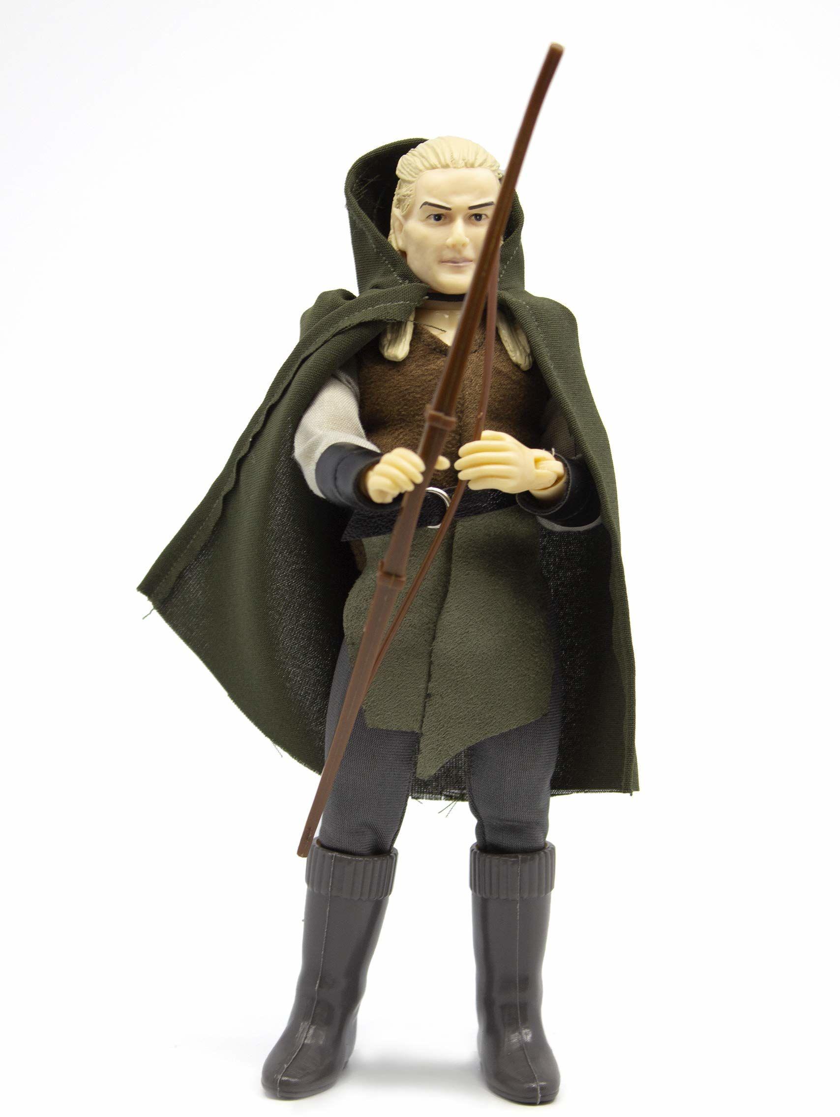 Mego 64032850 figurka Legolas Mr. de pierścienie (Bizak, 64032850)